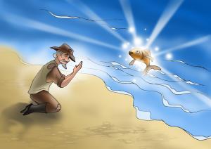 Vợ chồng người đánh cá (Phần 1)