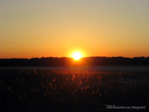 Blog Radio 40: Cuối đường chân trời