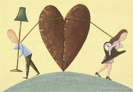 Đơn ly hôn trước ngày cưới