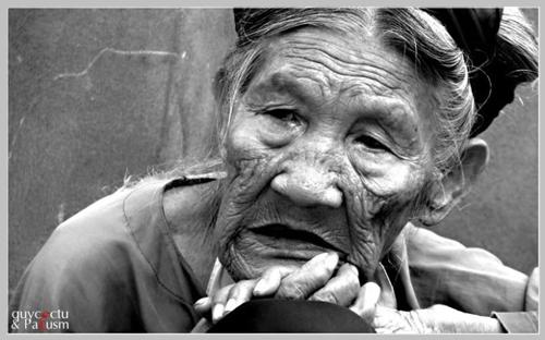 Bình yên làng cổ Đường Lâm