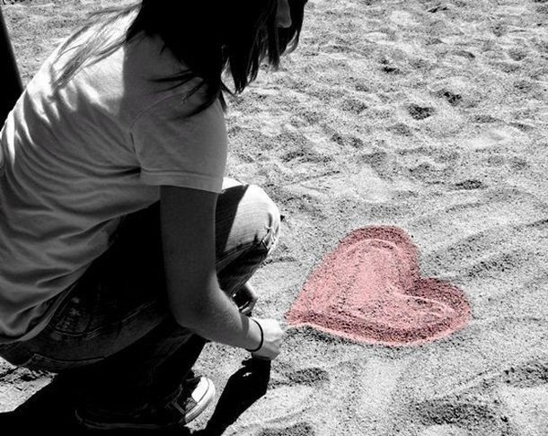 Vì yêu cô ấy, tôi mới cứu người khác