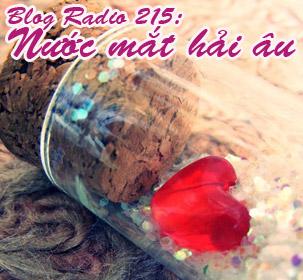 Blog Radio 215: Nước mắt hải âu