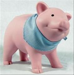 Con lợn ống tiền