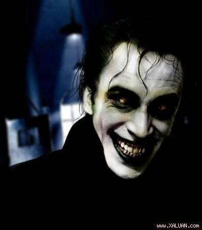 Nụ cười của người chết