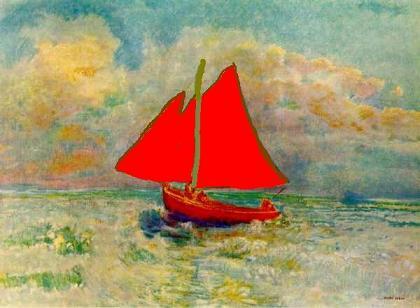 Cánh buồm đỏ thắm, Phần 4