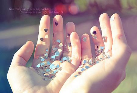 Trái tim lỗi nhịp và hạnh phúc dấu yêu...