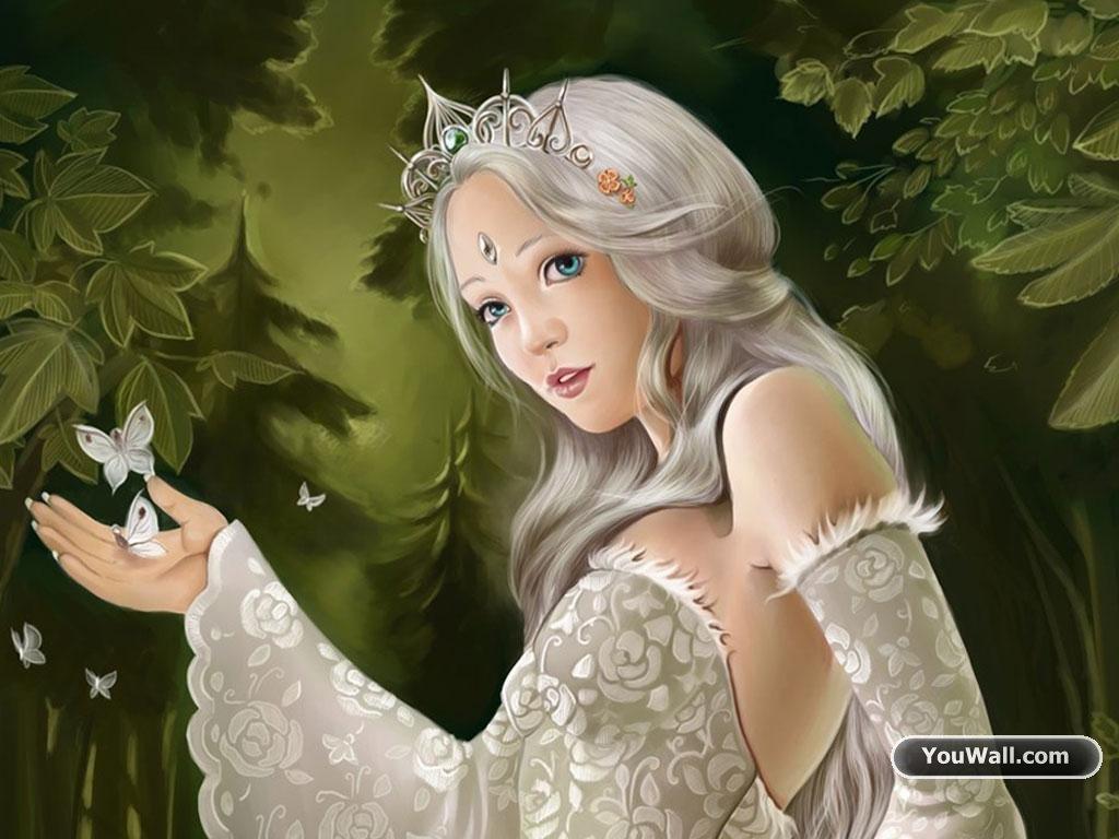 Công chúa Hoa Hồng ( Phần 1 )