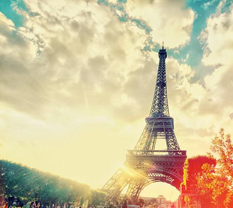 Nắng Paris