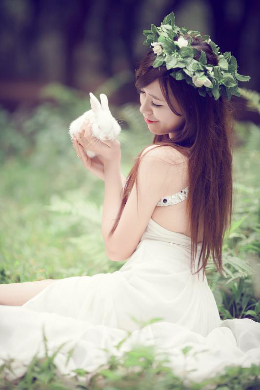 Nỗi ấm ức của thỏ trắng ( Người yêu hoàn mỹ, phần 4 )