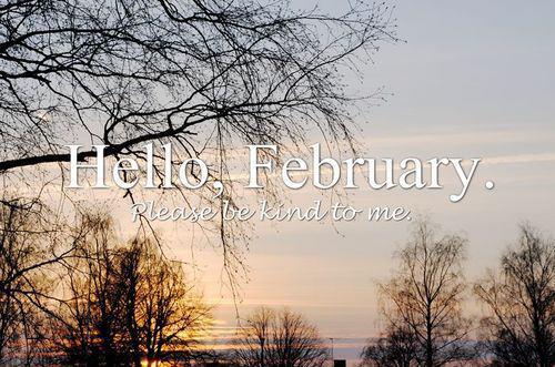 Những tháng Hai vơi