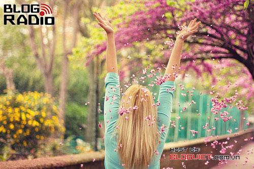 Mùa xuân sẽ không bỏ em đi nữa, blog radio 323
