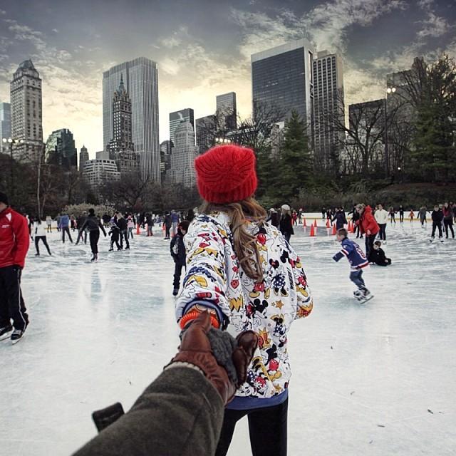 Em muốn đi khắp thế giới cùng anh