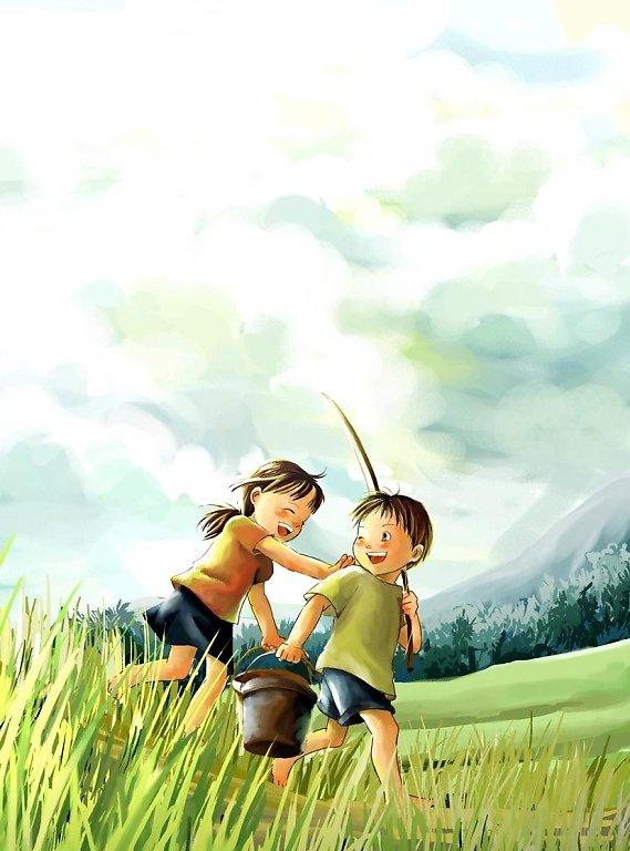 Tuổi thơ của thỏ trắng (Người yêu hoàn mỹ, Phần 26)