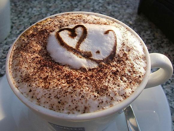 CXAN 224: Anh và cappuccino cho tháng 10