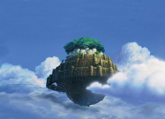 YĐA 20: Laputa: Castle in the sky – Tại sao vĩnh cửu xanh màu lá cây?