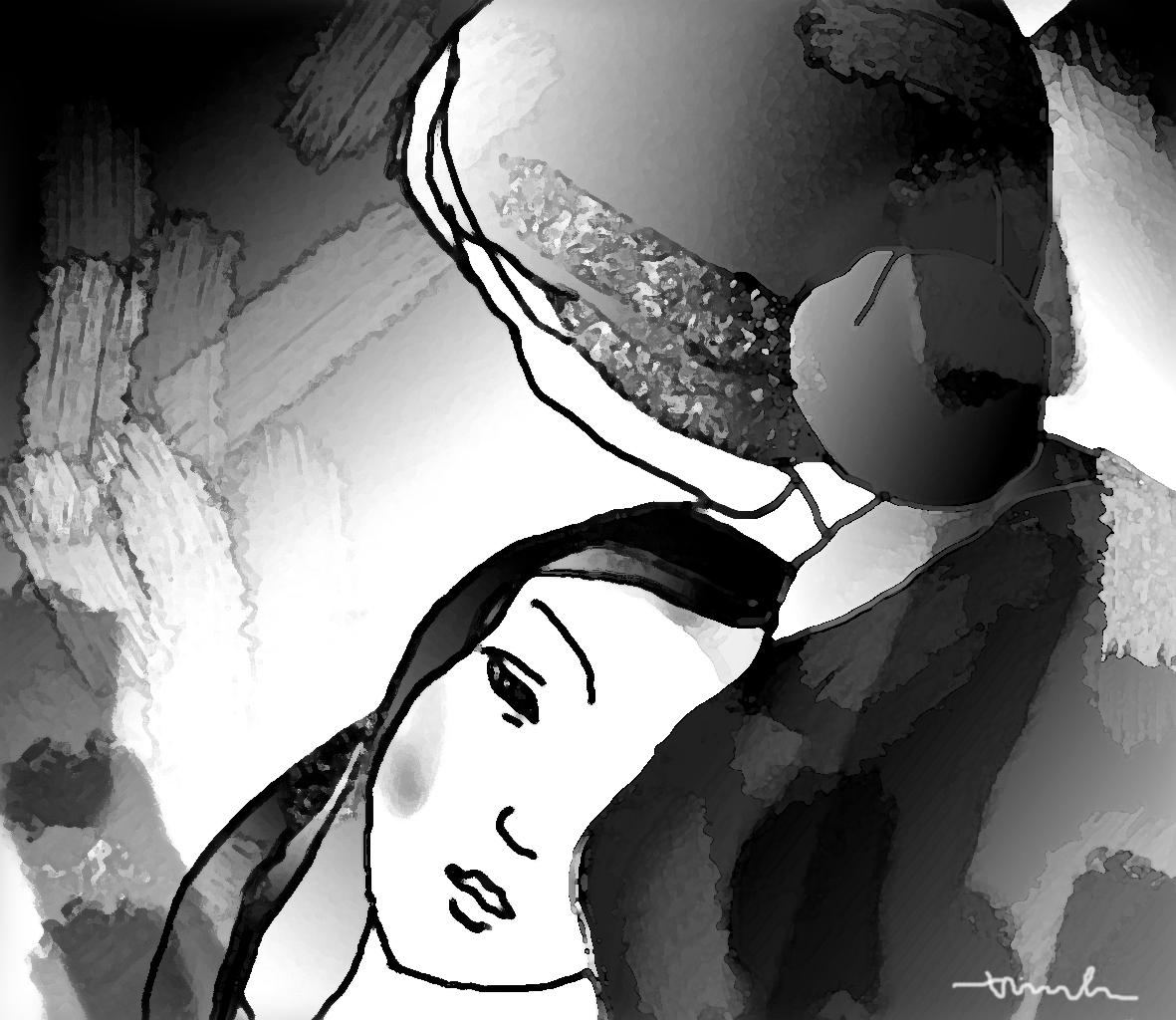 Mẹ – lẽ sống của đời con