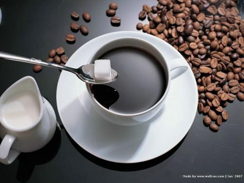 Cà phê đen và anh (Thì thầm 414)