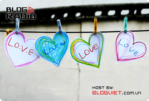 blog radio 326, anh tin tình yêu sẽ dẫn lối