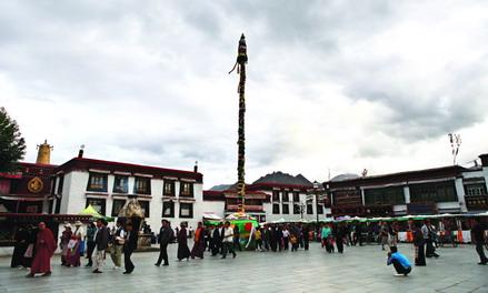 DCOL 114: Jokhang, bí ẩn luân kinh