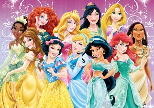 BACHD 02 - Công chúa Disney theo 12 CHD
