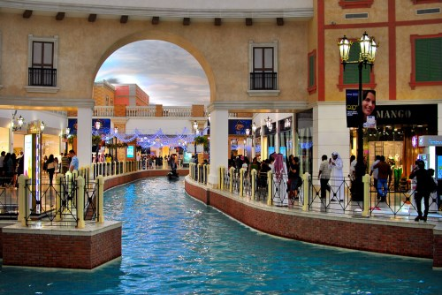 DCOL 118: Doha viên ngọc Trung Đông