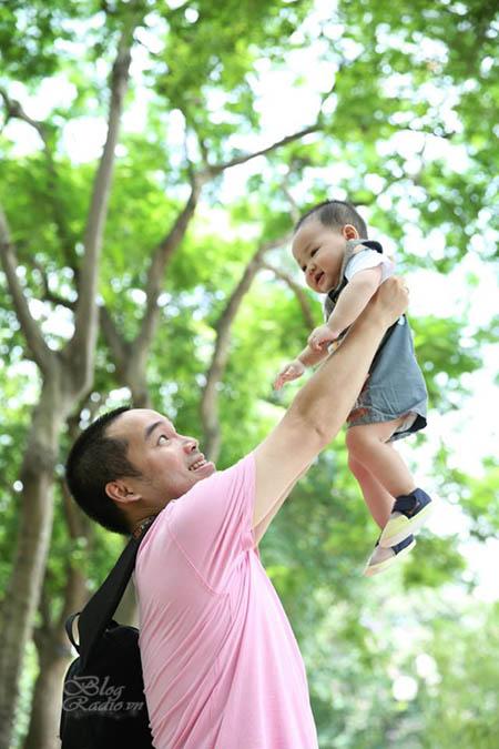chipchit, chitxinh, blog radio 342, ngày của cha, cha và con trai