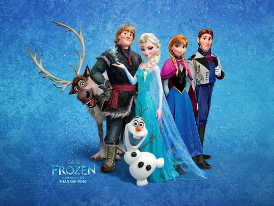 YĐA 9: Nữ hoàng băng giá (Frozen)
