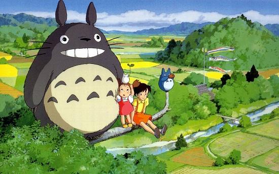 YĐA 12: Hàng xóm của em là Totoro (My neighbor Totoro)