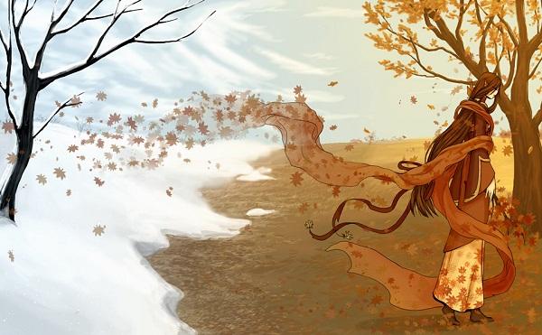 tạm biệt mùa thu