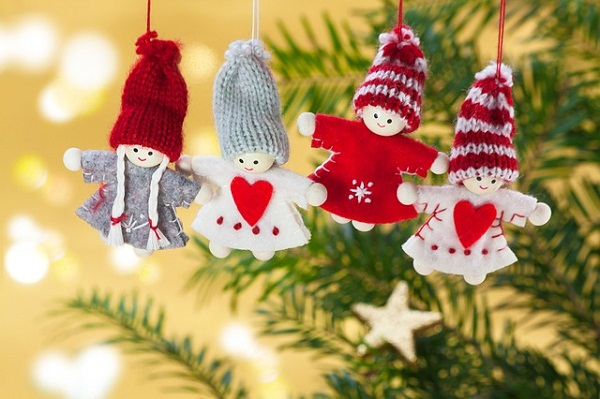 Ru mình trong mùa Giáng Sinh