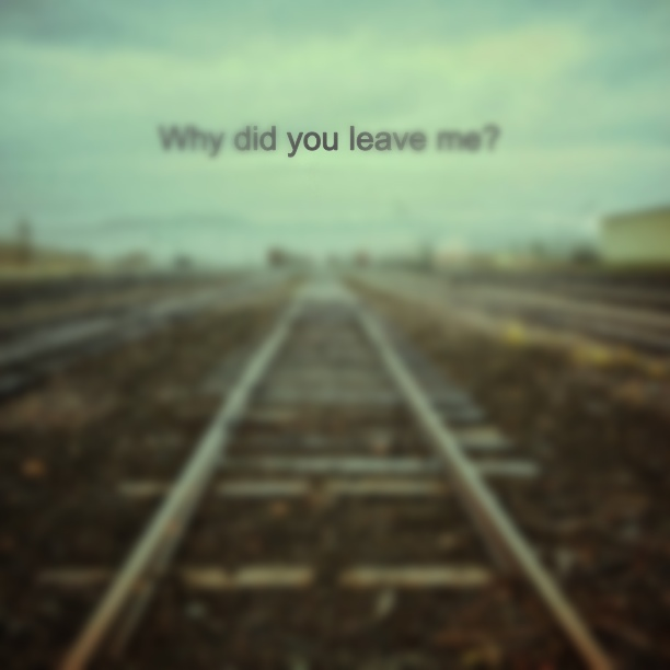 "CXAN 252: ""Why did you leave me?"""