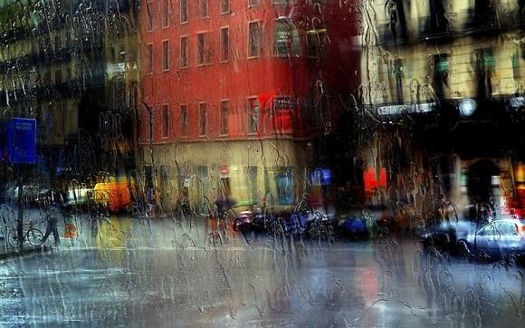 Một chiều mưa tháng 6