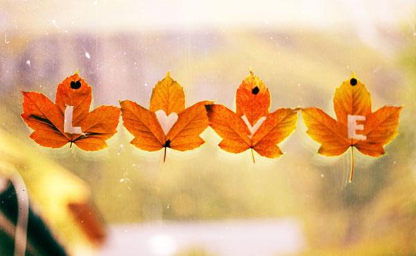 Blog Radio 405: Yêu em như mùa thu!