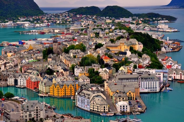 Ngưỡng mộ top 10 các quốc gia đáng sống nhất thế giới