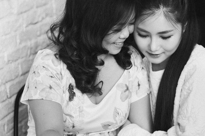 Những bài học mẹ dạy con gái