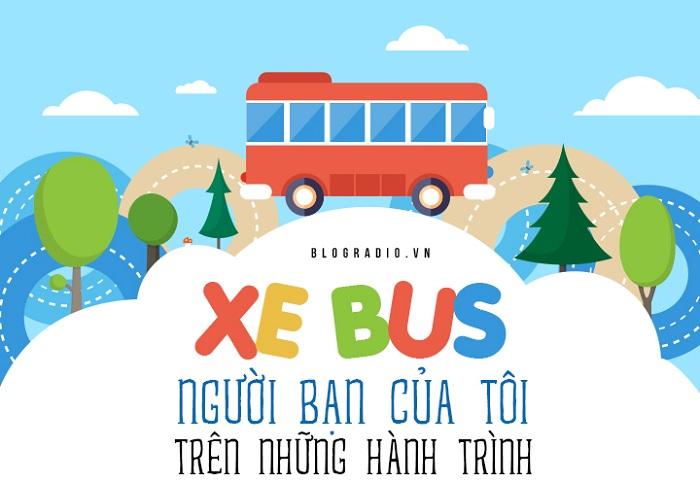 Xe bus – người bạn của tôi trên những hành trình