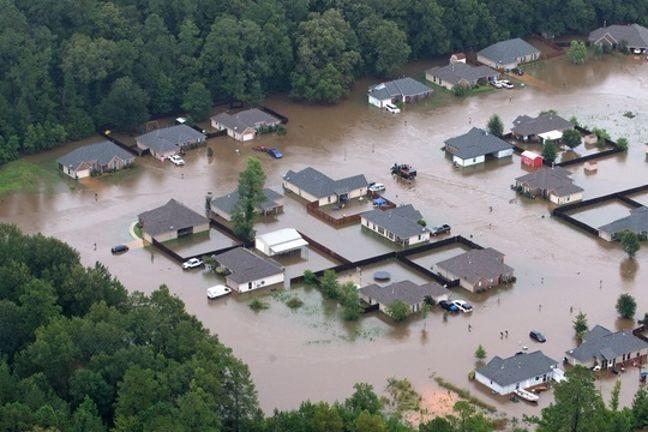 Top 10 trận lụt lịch sử thế giới