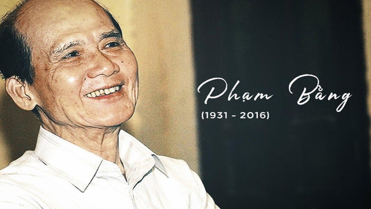 Nghệ sĩ Phạm Bằng qua đời trong sự tiếc thương của đồng nghiệp và người hâm mộ