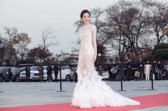 Chi Pu được truyền thông Hàn Quốc ca ngợi không tiếc lời