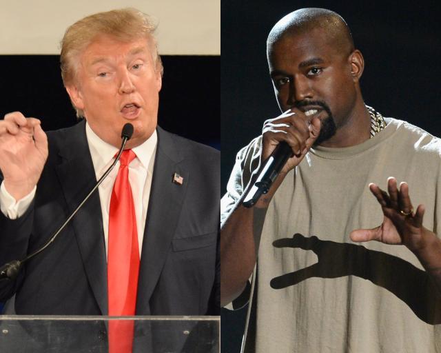 Kanye West ủng hộ Trump và sẽ ra tranh cử Tổng thống Mỹ