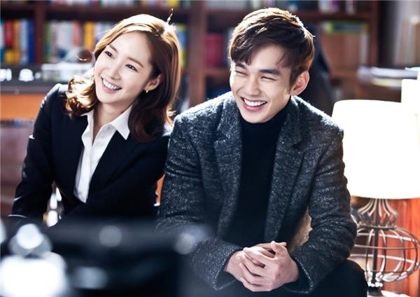 Yoo Seung Ho – Park Min Young