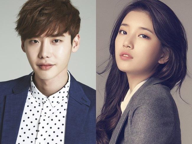 Suzy kết đôi với Lee Jong Suk trong dự án điện ảnh mới