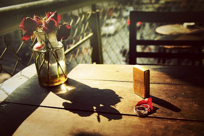 Hóa ra yêu là thương còn thương là nhớ