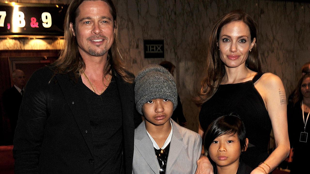 Sau ly hôn, Brad Pitt bị con trai từ mặt và mắc bệnh truyền nhiễm?