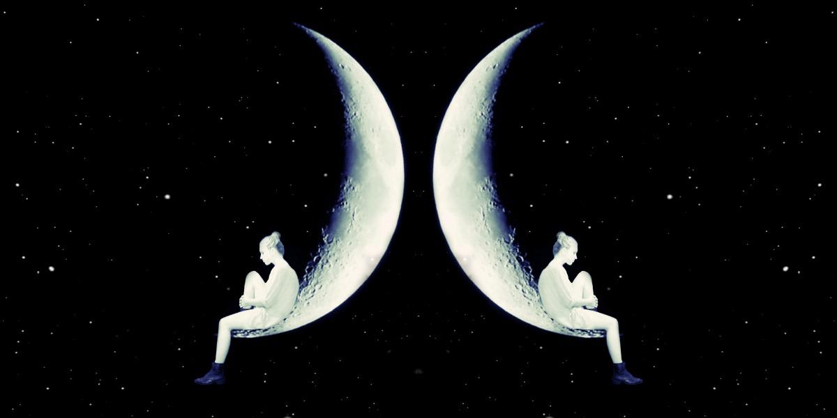 Em giấu mình trong tĩnh lặng của đêm