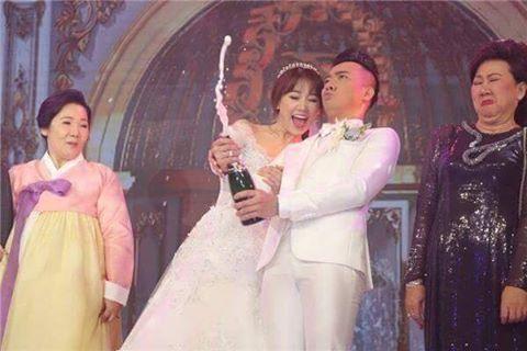 Sau tất cả, Trấn Thành và Hari Won đã về một nhà
