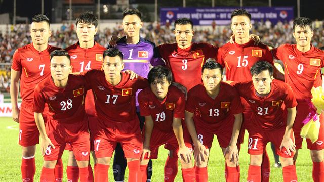 Dù thua nhưng tuyển Việt Nam cũng đã làm nức lòng người hâm mộ