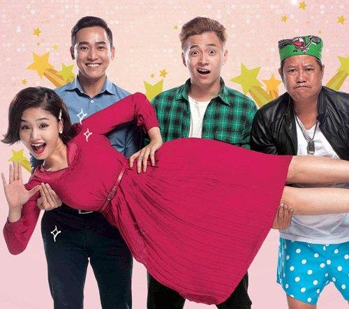 Top 5 phim điện ảnh Việt Nam được yêu thích nhất năm 2015