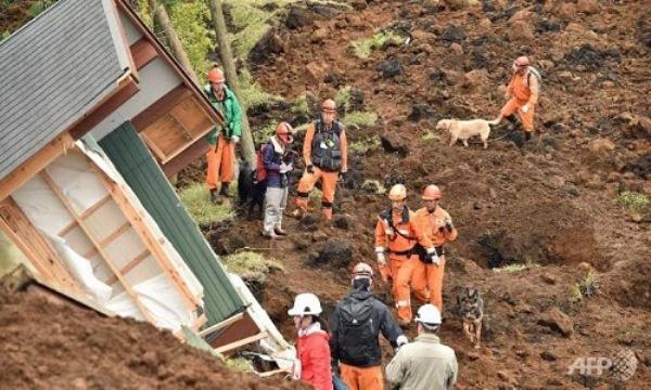 Hot News 18/4: Động đất ở Ecuado và Nhật Bản