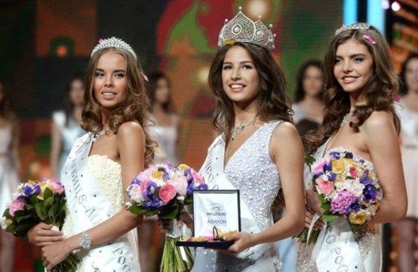Hotnews 20.4: 'Phát sốt' vì vẻ đẹp hoàn hảo của Hoa Hậu Nga 2016